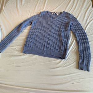 Old navy 100% cotton sweater